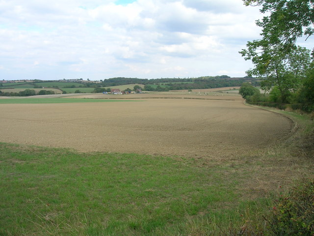 Farmland off Park Lane