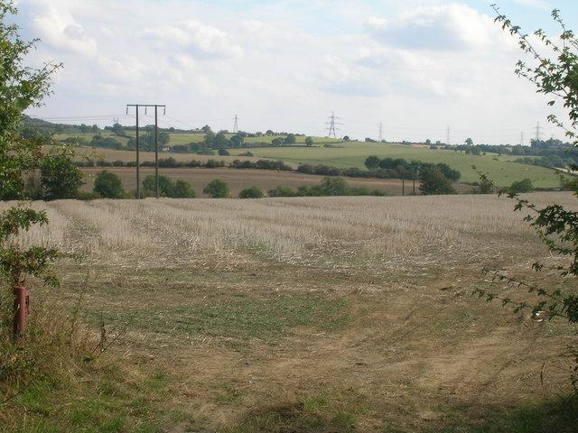 Farmland off Firsby Lane