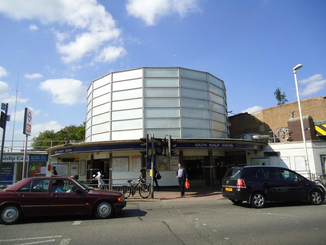 South Ruislip underground station