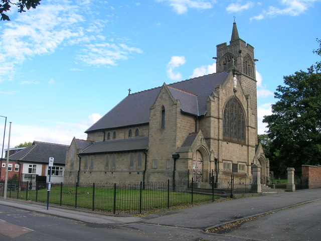Church on Wadworth Street