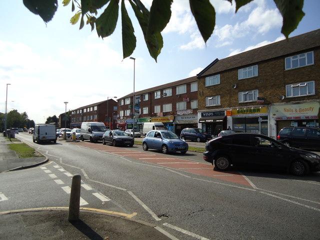 Shops, Station Approach, South Ruislip