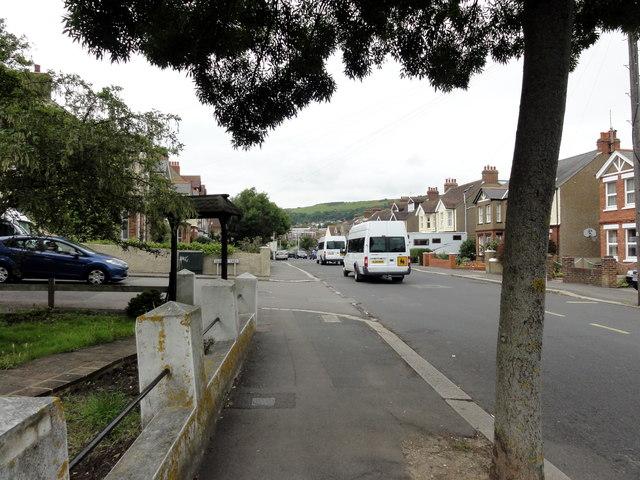 Folkestone, Wear Bay Crescent