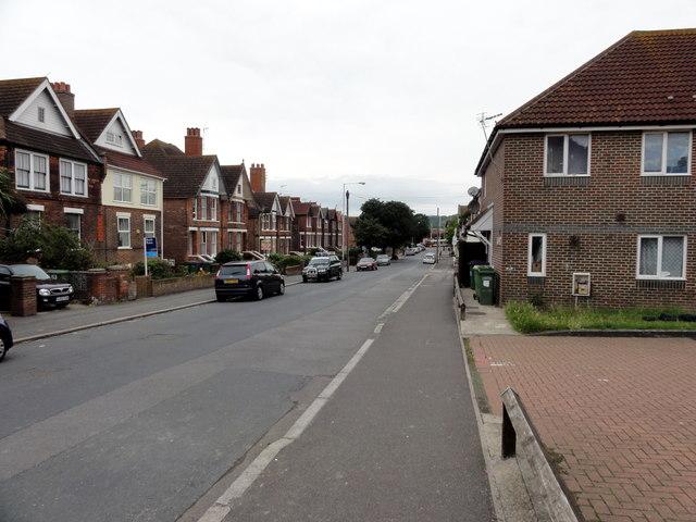Folkestone, Canterbury Road