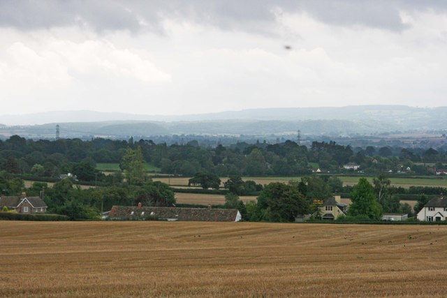 View from Tarr Barns Footpath