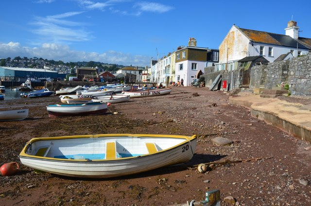 Teignmouth: Small Boats