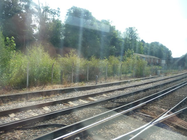 Redhill : Railway Line