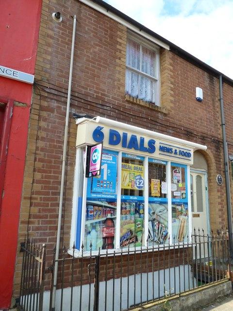 Shop in Northam Street