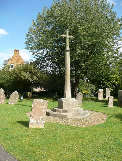 The War Memorial, Mears Ashby