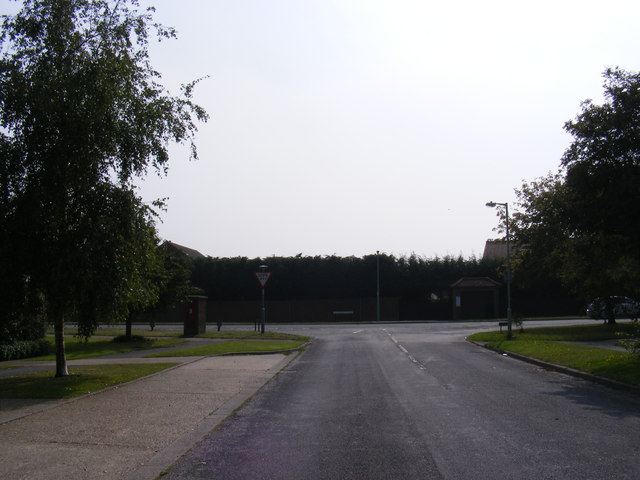 The Drive, Reydon & Halesworth Road Edward VII Postbox