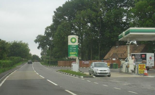 A339 - north of Kingsclere