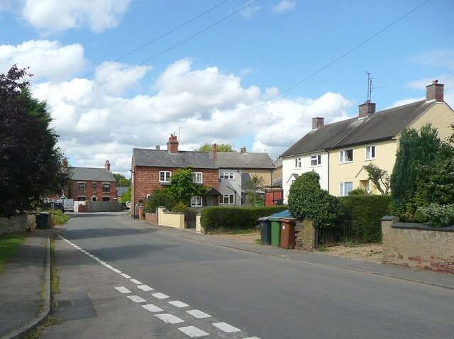 Wellingborough Road, Mears Ashby