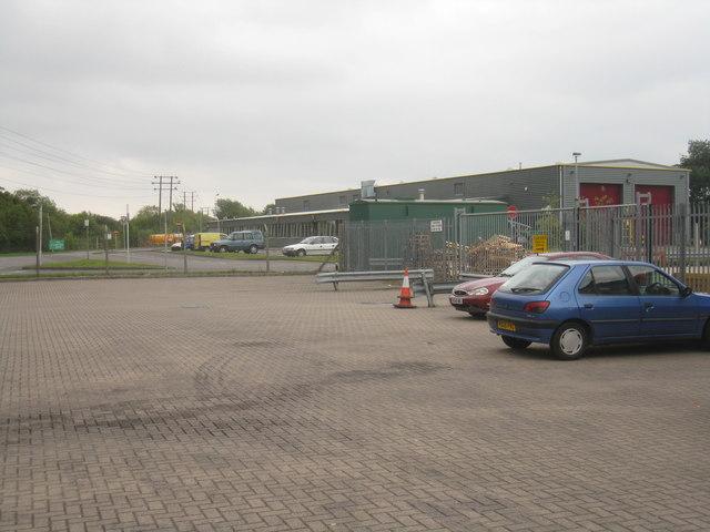 Industrial estate (Newbury)