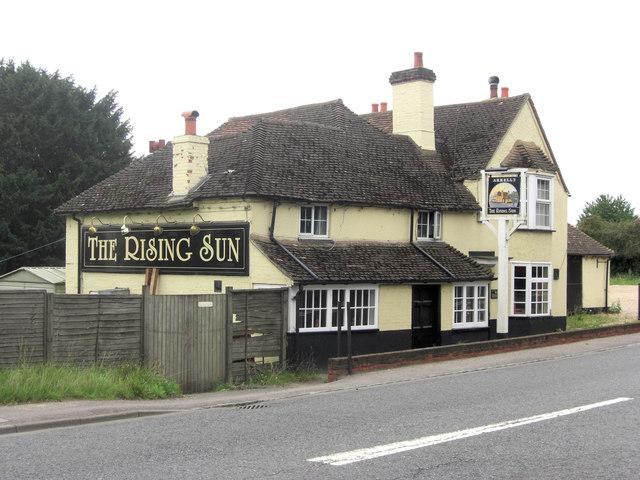 The Rising Sun, Bath Road near Woolhampton