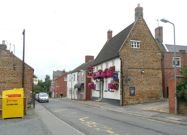 The Stag's Head, Earls Barton