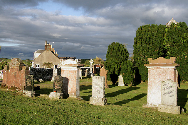 Borgue Parish Churchyard