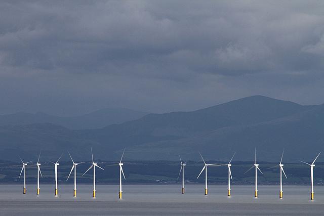 Robin Rigg Wind Farm