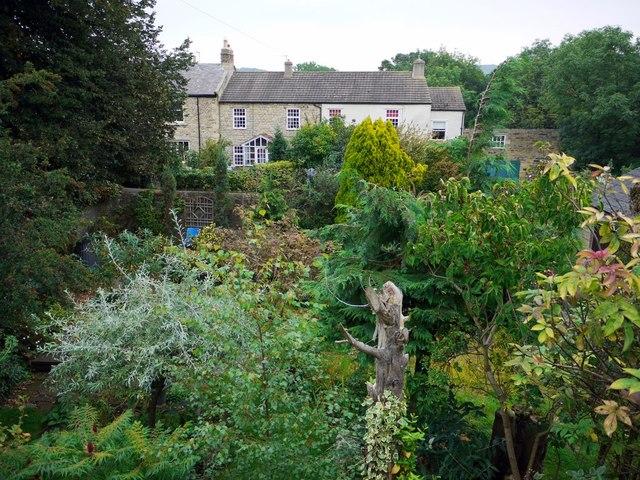 Terrace off Silver Street, Wolsingham