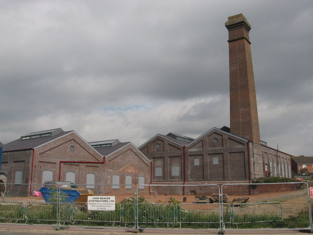 Restoration at Barry