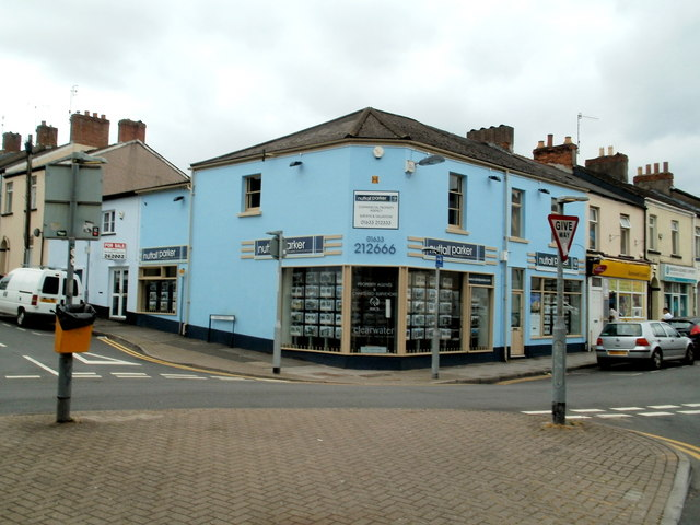 Nuttall Parker, Baneswell Chambers, Newport