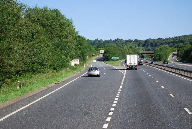 Morley's Rd turn off, A21