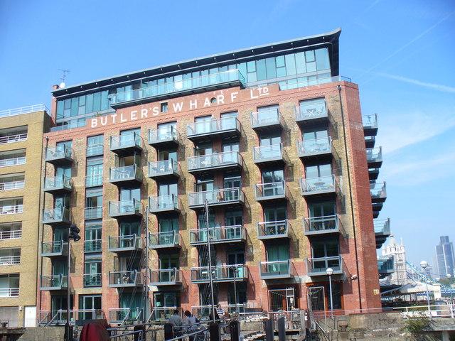 Butler's Wharf Ltd