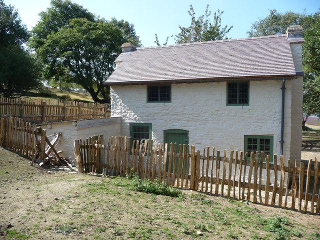 The Davies's cottage, Blakemoorgate