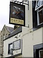 NZ0737 : Black Bull, Market Place, Wolsingham by Andrew Curtis