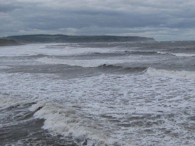 The British seaside, Bank Holiday Monday