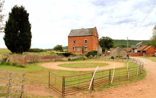 Hill Farm, Tillington