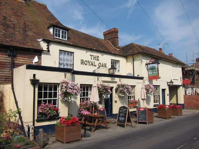 The Royal Oak, Mersham