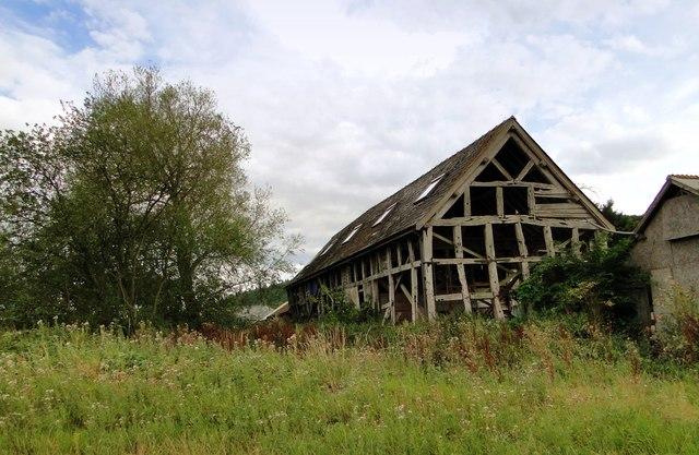 Barn, Hill Farm