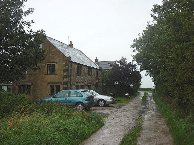 Cottages near Mill House