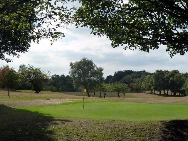 Tinsley Park Golf Course