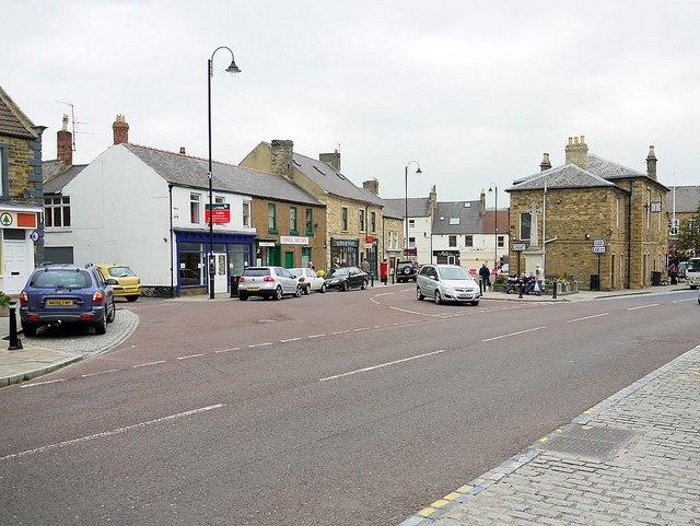 Market Place, Wolsingham