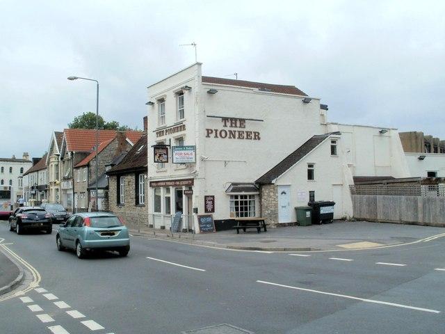 The Pioneer, Keynsham