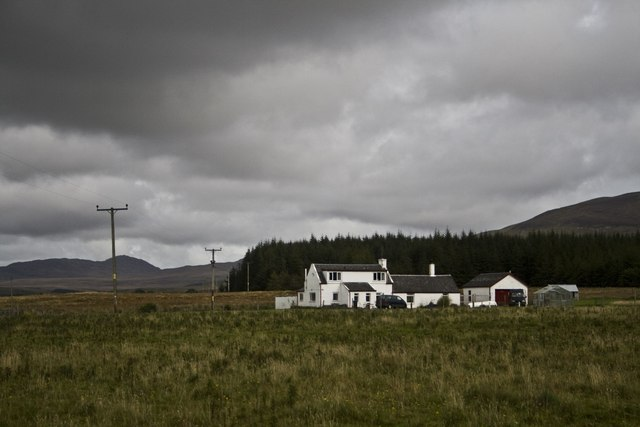 Avenvogie Cottage, Islay