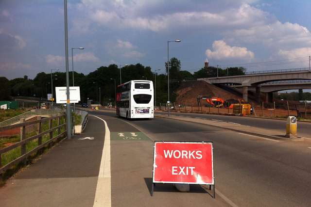New Fosse Way (Selly Oak New Road, Phase 1)