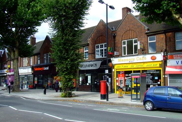 Shops on Boston Road