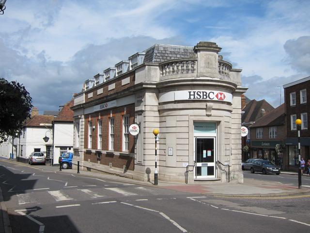 HSBC, High Street