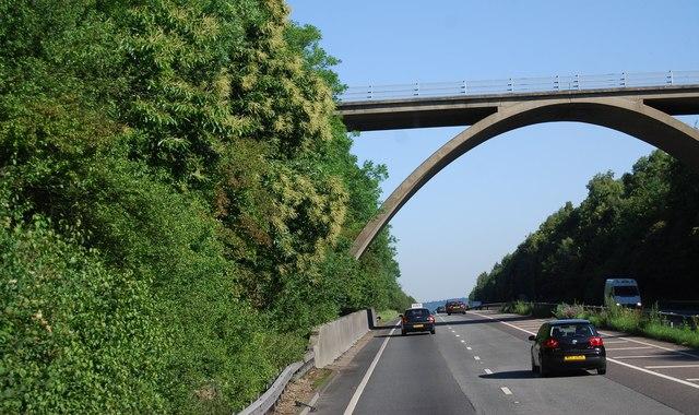 Gracious Lane Bridge, A21