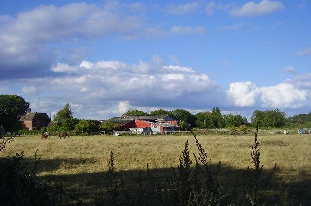 Lawford Heath Farmland