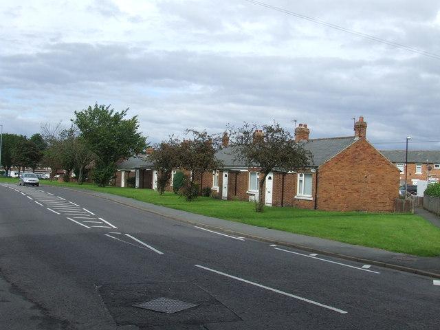 Bungalows near Houghton-le-Spring