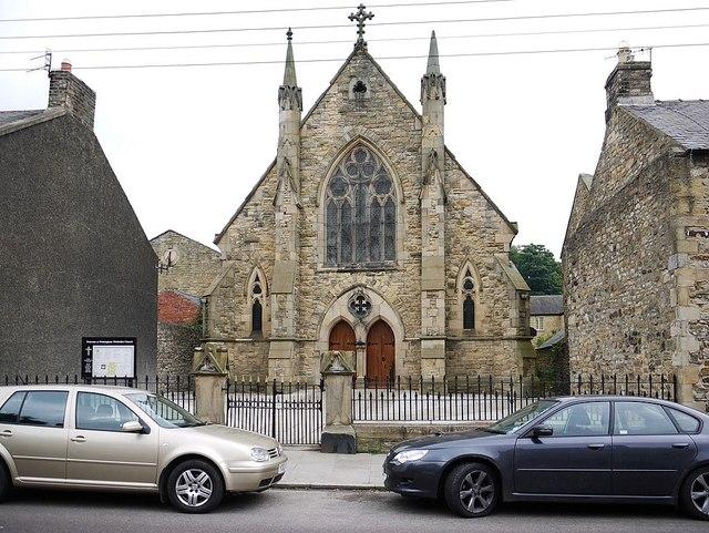 Wolsingham Methodist Church, Front Street