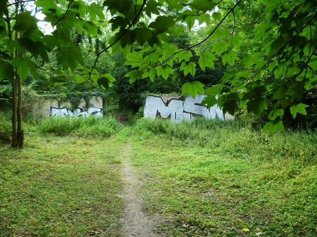 Eye-catching graffiti