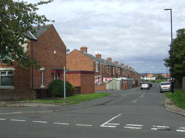 Disraeli Street, Houghton-le-Spring