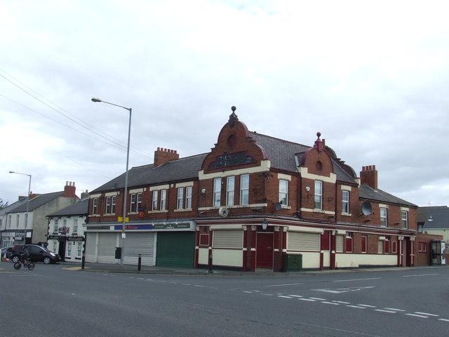 J.D.Stewart pub near Houghton-le-Spring