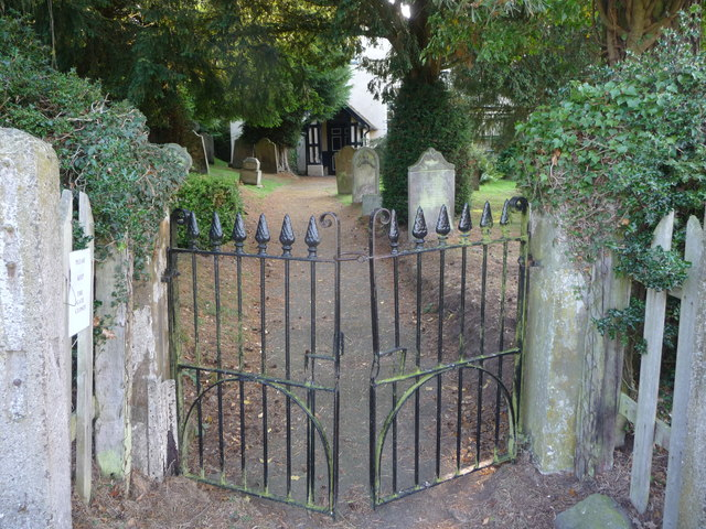 The gates, Lordshill Baptist chapel