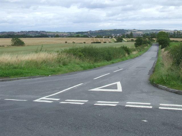Black Boy Road near Houghton-le-Spring