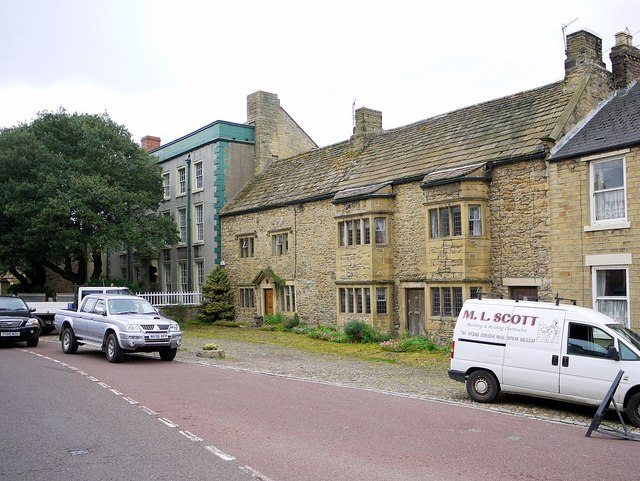 Whitfield Place, Front Street, Wolsingham