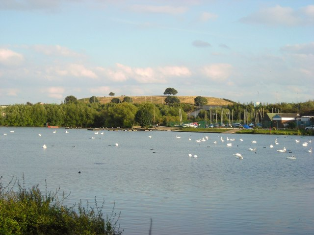 King's Mill Reservoir and Hamilton Hill